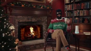 SimpliSafe TV Spot, 'At Home With Robbert: Eggnog' - Thumbnail 4