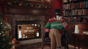 SimpliSafe TV Spot, 'At Home With Robbert: Eggnog' - Thumbnail 8