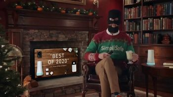 SimpliSafe TV Spot, 'At Home With Robbert: Eggnog' - Thumbnail 9