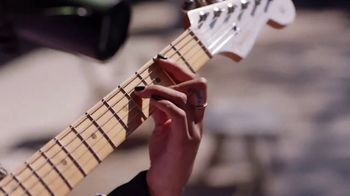 Guitar Center TV Spot, 'How the Strat Inspires Her Sound' Featuring H.E.R. - Thumbnail 5