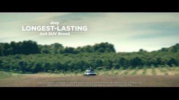 Jeep Black Friday Sales Event TV Spot, 'Create Memories' [T2] - Thumbnail 3