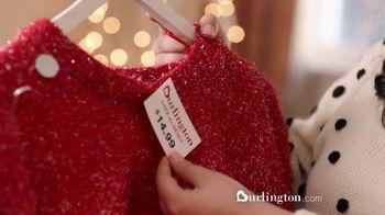 Burlington TV Spot, 'Cristina Knows Stretching Her Dollar Will Save the Christmas Season' - Thumbnail 3