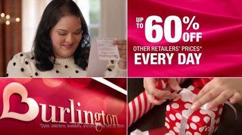 Burlington TV Spot, 'Cristina Knows Stretching Her Dollar Will Save the Christmas Season' - Thumbnail 5