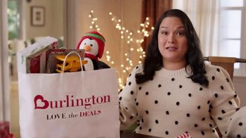 Burlington TV Spot, 'Cristina Knows Stretching Her Dollar Will Save the Christmas Season' - Thumbnail 6