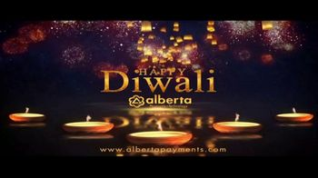 Alberta Payments TV Spot, 'Happy Diwali'