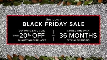 American Signature Furniture Early Black Friday Sale TV Spot, 'Up to 20% Off Storewide' - Thumbnail 7