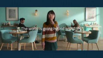 IBM Hybrid Cloud TV Spot, 'The World Is Going Hybrid' - Thumbnail 10