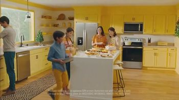 Lowe's TV Spot, 'Home for the Holidays: Whirlpool Appliances' - 1588 commercial airings