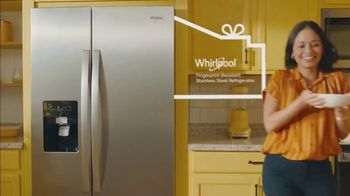 Lowe's TV Spot, 'Home for the Holidays: Whirlpool Appliances' - Thumbnail 3