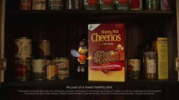 Honey Nut Cheerios TV Spot, 'Mob Boss' - Thumbnail 7