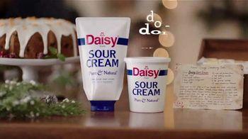 Daisy Sour Cream TV Spot, 'Holidays: Dollops for Generations' - Thumbnail 9