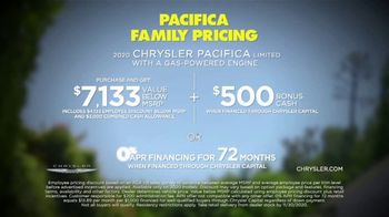 Chrysler Pacifica Family Pricing TV Spot, 'For Every Parent' Featuring Kathryn Hahn [T2] - Thumbnail 10