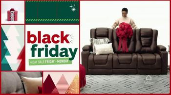Ashley HomeStore Black Friday 4 Day Sale TV Spot, 'BOGO 50% Off and 0% Interest' - Thumbnail 3