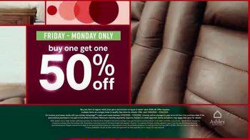 Ashley HomeStore Black Friday 4 Day Sale TV Spot, 'BOGO 50% Off and 0% Interest' - Thumbnail 4