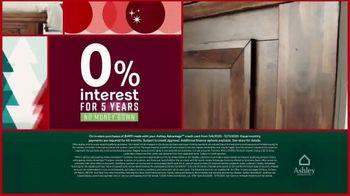 Ashley HomeStore Black Friday 4 Day Sale TV Spot, 'BOGO 50% Off and 0% Interest' - Thumbnail 6