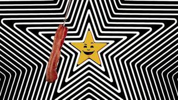 Carl's Jr. Monster Angus Thickburger TV Spot, 'Control mental' [Spanish] - Thumbnail 1
