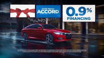 Happy Honda Days Sales Event TV Spot, 'Holiday Clearance: Best Value' [T2] - Thumbnail 7