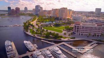 Discover the Palm Beaches TV Spot, 'Golf Capital' - Thumbnail 7