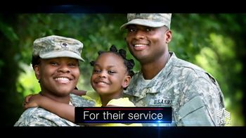 USAA TV Spot, 'Veterans Day: Thank Those Who Serve' - Thumbnail 1