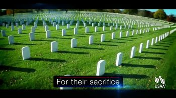 USAA TV Spot, 'Veterans Day: Thank Those Who Serve' - Thumbnail 2