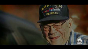 USAA TV Spot, 'Veterans Day: Thank Those Who Serve' - Thumbnail 3