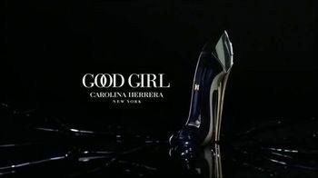 Carolina Herrera Fragrances TV Spot, 'Good to Be Bad' Featuring Karlie Kloss, Ed Skrein, Song by Chris Isaak - Thumbnail 9