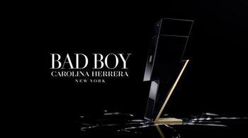 Carolina Herrera Fragrances TV Spot, 'Good to Be Bad' Featuring Karlie Kloss, Ed Skrein, Song by Chris Isaak - Thumbnail 6