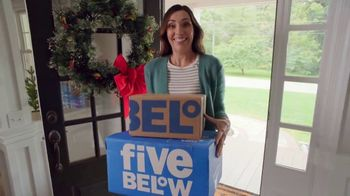 Five Below TV Spot, 'Holidays: Pile Gifts High'