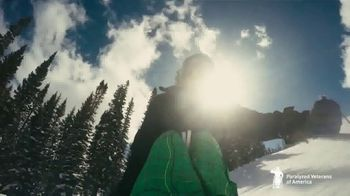 Paralyzed Veterans of America TV Spot, 'UnstoppABLE: Snow Sports' - Thumbnail 2