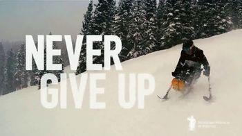 Paralyzed Veterans of America TV Spot, 'UnstoppABLE: Snow Sports'