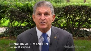 No Labels TV Spot, 'Greatest Democracy' Feat. Joe Manchin, Larry Hogan