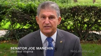 No Labels TV Spot, 'Greatest Democracy' Feat. Joe Manchin, Larry Hogan - Thumbnail 3