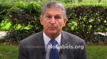 No Labels TV Spot, 'Greatest Democracy' Feat. Joe Manchin, Larry Hogan - Thumbnail 8