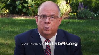 No Labels TV Spot, 'Greatest Democracy' Feat. Joe Manchin, Larry Hogan - Thumbnail 9