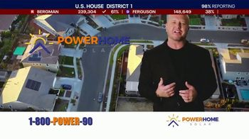 Power Home Solar & Roofing TV Spot, 'Own Your Power: $2,000 Cash Back: Lions'