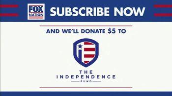 FOX Nation TV Spot, 'Veteran's Day: Real Heroes' - Thumbnail 5