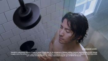 Omnipod TV Spot, 'Daily Injection: Tubeless' - Thumbnail 1