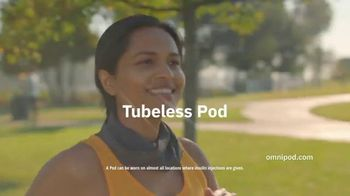 Omnipod TV Spot, 'Daily Injection: Tubeless' - Thumbnail 7