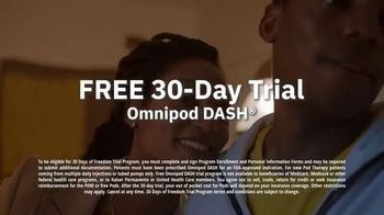 Omnipod TV Spot, 'Daily Injection: Tubeless' - Thumbnail 8