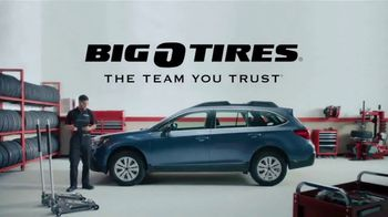 Big O Tires Buy Two, Get Two Free TV Spot, 'Tire Debris' - Thumbnail 9