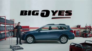 Big O Tires Buy Two, Get Two Free TV Spot, 'Tire Debris'
