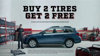 Big O Tires Buy Two, Get Two Free TV Spot, 'Tire Debris' - Thumbnail 6