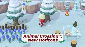 Nintendo Switch TV Spot, 'Tis the Season: Holiday Picks' - Thumbnail 7