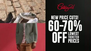 Century 21 Stores Going Out of Business Sale TV Spot, '60-70% Off' - Thumbnail 5