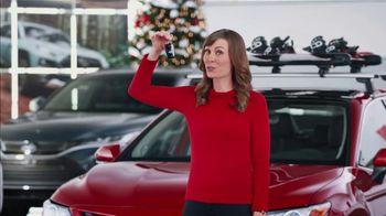 Toyota Toyotathon TV Spot, 'Mistletoe' [T1]