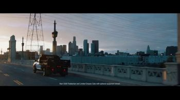 Ram Trucks Commercial Truck Season TV Spot, \'Unstoppable: Trucks\' [T2]