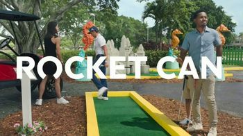 Rocket Mortgage TV Spot, 'Like Rickie Fowler On A Putt Putt Course' - Thumbnail 10