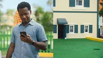 Rocket Mortgage TV Spot, 'Like Rickie Fowler On A Putt Putt Course'