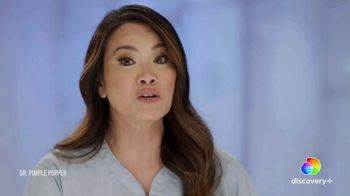 Discovery+ TV Spot, 'Dr. Pimple Popper'