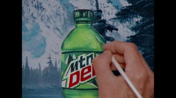 Mountain Dew TV Spot, 'Refreshing Opportunity' Featuring Bob Ross